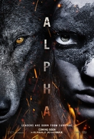 Alpha - Teaser movie poster (xs thumbnail)