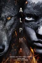 Alpha - Teaser poster (xs thumbnail)