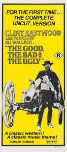 Il buono, il brutto, il cattivo - Australian Re-release movie poster (xs thumbnail)