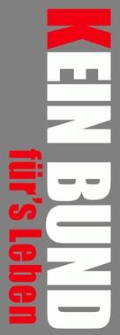 Kein Bund fürs Leben - German Logo (xs thumbnail)