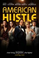 American Hustle - British Movie Poster (xs thumbnail)