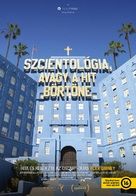 Going Clear: Scientology and the Prison of Belief - Hungarian Movie Poster (xs thumbnail)