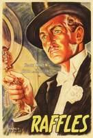 Raffles - Movie Poster (xs thumbnail)