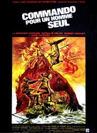 When Eight Bells Toll - French Movie Poster (xs thumbnail)