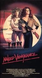 Naked Vengeance - VHS movie cover (xs thumbnail)