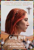 Lady Bird - Singaporean Movie Poster (xs thumbnail)