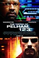The Taking of Pelham 1 2 3 - Movie Poster (xs thumbnail)