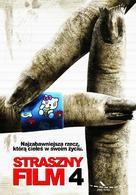 Scary Movie 4 - Polish Movie Poster (xs thumbnail)