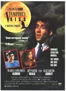 Vampire's Kiss - Movie Poster (xs thumbnail)