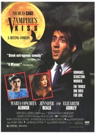 Vampire's Kiss - Movie Poster (xs thumbnail)