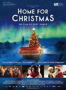 Hjem til jul - French Movie Poster (xs thumbnail)