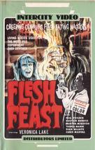Flesh Feast - British VHS movie cover (xs thumbnail)