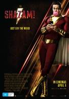 Shazam! - Australian Movie Poster (xs thumbnail)