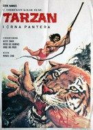 Tarzán y el arco iris - Yugoslav Movie Poster (xs thumbnail)