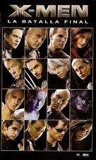 X-Men: The Last Stand - Argentinian Movie Poster (xs thumbnail)