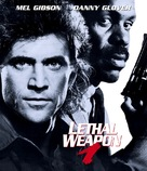 Lethal Weapon - Blu-Ray movie cover (xs thumbnail)