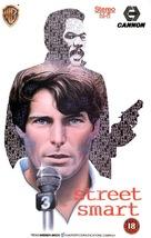 Street Smart - British VHS cover (xs thumbnail)