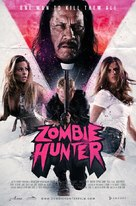 Zombie Hunter - Movie Poster (xs thumbnail)