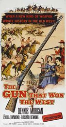 The Gun That Won the West - Movie Poster (xs thumbnail)