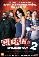 Clerks II - Polish Movie Poster (xs thumbnail)