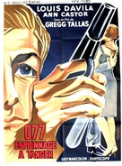 Marc Mato, agente S. 077 - French Movie Poster (xs thumbnail)