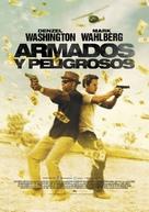 2 Guns - Mexican Movie Poster (xs thumbnail)