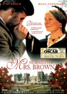 Mrs. Brown - Spanish Movie Poster (xs thumbnail)