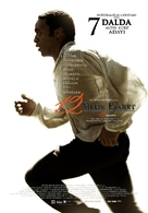 12 Years a Slave - Turkish Movie Poster (xs thumbnail)