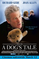 Hachiko: A Dog's Story - British Movie Poster (xs thumbnail)