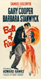 Ball of Fire - Movie Poster (xs thumbnail)
