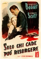 Dead Reckoning - Italian Movie Poster (xs thumbnail)