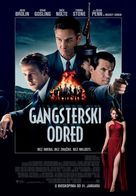 Gangster Squad - Serbian Movie Poster (xs thumbnail)