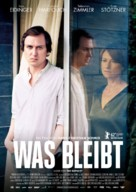 Was bleibt - German Movie Poster (xs thumbnail)