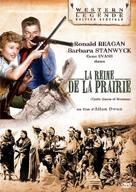 Cattle Queen of Montana - French DVD cover (xs thumbnail)