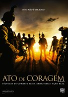 Act of Valor - Brazilian DVD movie cover (xs thumbnail)