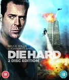 Die Hard - British Blu-Ray movie cover (xs thumbnail)