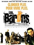 Les barons - French Movie Poster (xs thumbnail)