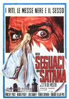 The Haunted Palace - Italian Movie Poster (xs thumbnail)