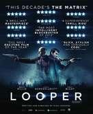 Looper - British Movie Poster (xs thumbnail)