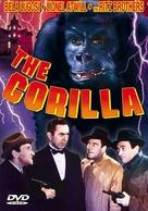 The Gorilla - DVD cover (xs thumbnail)