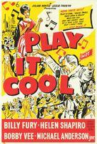 Play It Cool - British Movie Poster (xs thumbnail)