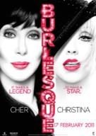 Burlesque - Singaporean Movie Poster (xs thumbnail)