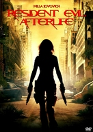 Resident Evil: Afterlife - DVD cover (xs thumbnail)