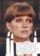 Le charme discret de la bourgeoisie - British DVD cover (xs thumbnail)