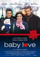 Comme les autres - Italian Movie Poster (xs thumbnail)