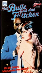 Fake-Out - German VHS cover (xs thumbnail)