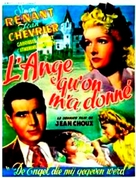 L'ange qu'on m'a donné - Belgian Movie Poster (xs thumbnail)