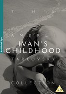 Ivanovo detstvo - British Movie Cover (xs thumbnail)
