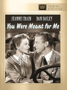 You Were Meant for Me - DVD cover (xs thumbnail)
