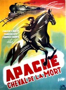 The Devil Horse - French Movie Poster (xs thumbnail)
